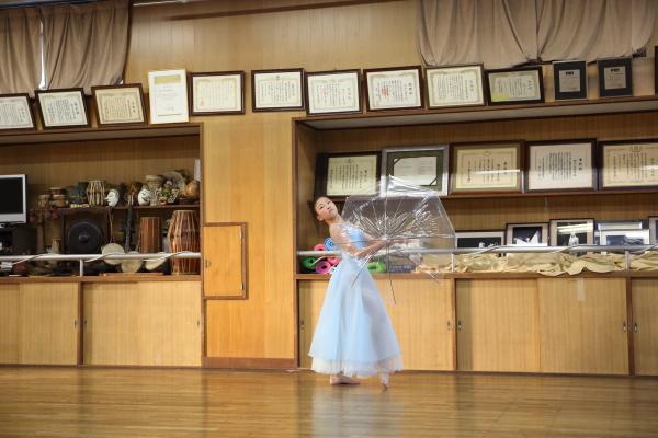 ソロダンスのレッスン